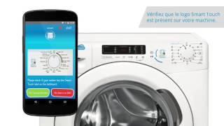 Configuration Candy Smart Touch - Français