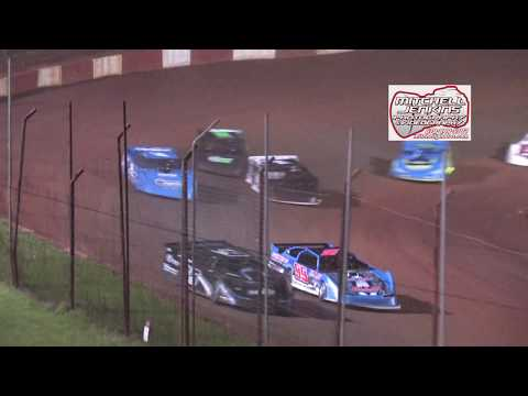 Dixie Speedway 5/13/17 Super Late Model Feature!