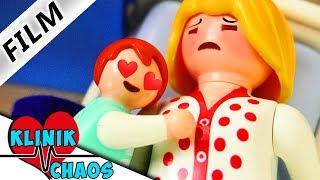 Playmobil Film deutsch HAT SICH EMMA ANGESTECKT? Hauptsache bei Mama sein |Familie Vogel Klinikchaos
