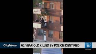 June 21/20-Ont. Police Kill Unarmed 62 Yr. Old Schizophrenia Muslim Man