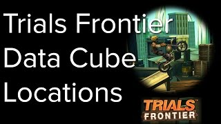 Trials Frontier Data Cube Locations