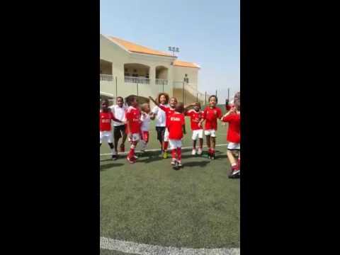 Escola Sport Lisboa e Benfica do Caju, Luanda