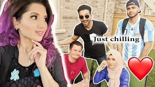 DAY with SHAM and FROGGY | Ramadan Vlog 14 | Fictionally Flawless