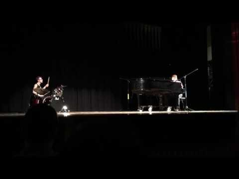 holding onto you - twenty one pilots (TALENT SHOW COVER WITH JAKE)