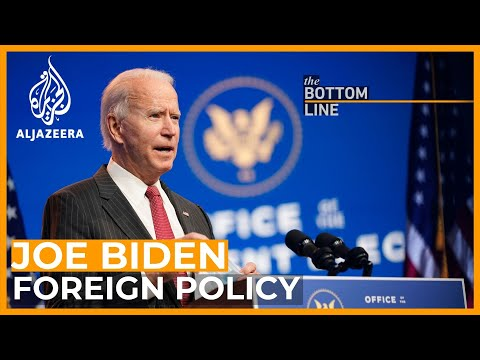 What foreign policy challenges await Biden? | The Bottom Line