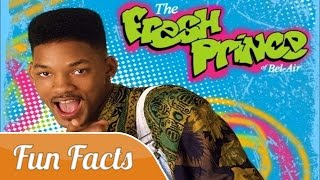 10 Fun Facts About The Fresh Prince of Bel Air