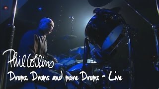 Phil Collins - Drums, Drums and More Drums (Live at Montreux 2004)