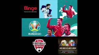 Binge-এ ফুটবল Fiesta!