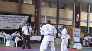 Torneo Nacional Karate-Do. Agusto Cesar Sandino 2