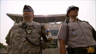 North Korea And The Demilitarized Zone
