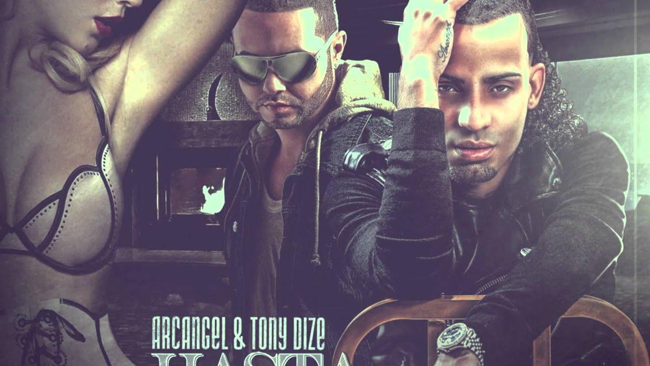 Tony Dize - Hasta Verla Sin Na ft. Arcangel [Official Audio]
