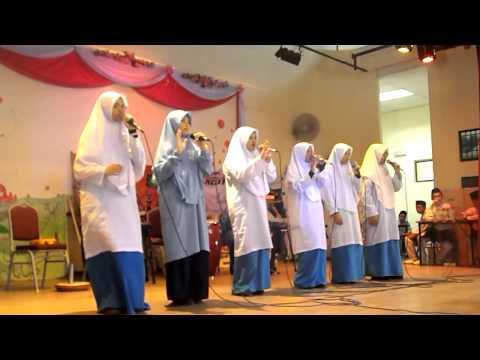 Nasyid SMK Permatang Pasir (Maulidur Rasul)