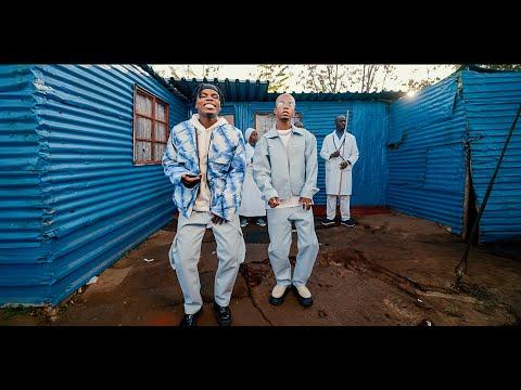 Blaq Diamond - Messiah ft Dumi Mkokstad (Official Music Video)