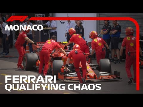 2019 Monaco Grand Prix | Ferrari Struggle In Qualifying