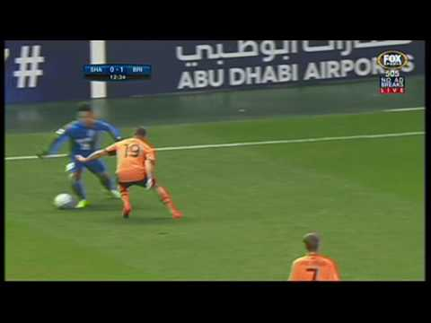 Shanghai Shenhua vs Brisbane Roar  Full Match Replay 2017