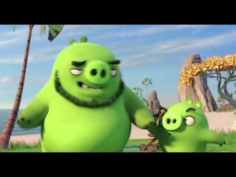 Angry Birds ve filmu - HD trailer H - český dabing