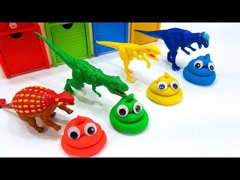 타이니소어, 공룡메카드, 핑크퐁아기상어