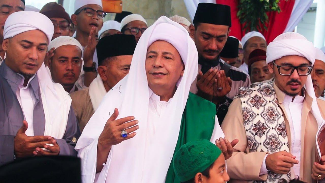 Habib Luthfi Bin Yahya Habib Bahauddin Dan Habib Husain Mahalul Qiyam Maulid Akbar 16 Des 2018 Youtube