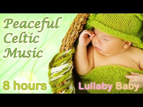 ☆ 8 HOURS ☆ Relaxing CELTIC MUSIC ♫ Celtic Lullabies ☆ Beaut