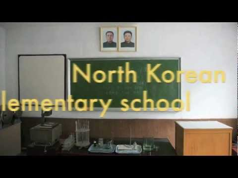 Inside a North Korean School (DPRK)
