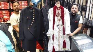दूल्हे की डिज़ाइनर कलेक्शन | Sherwani Coat Pant Blazers Kurta Pajama Retail Price | Groom Collection