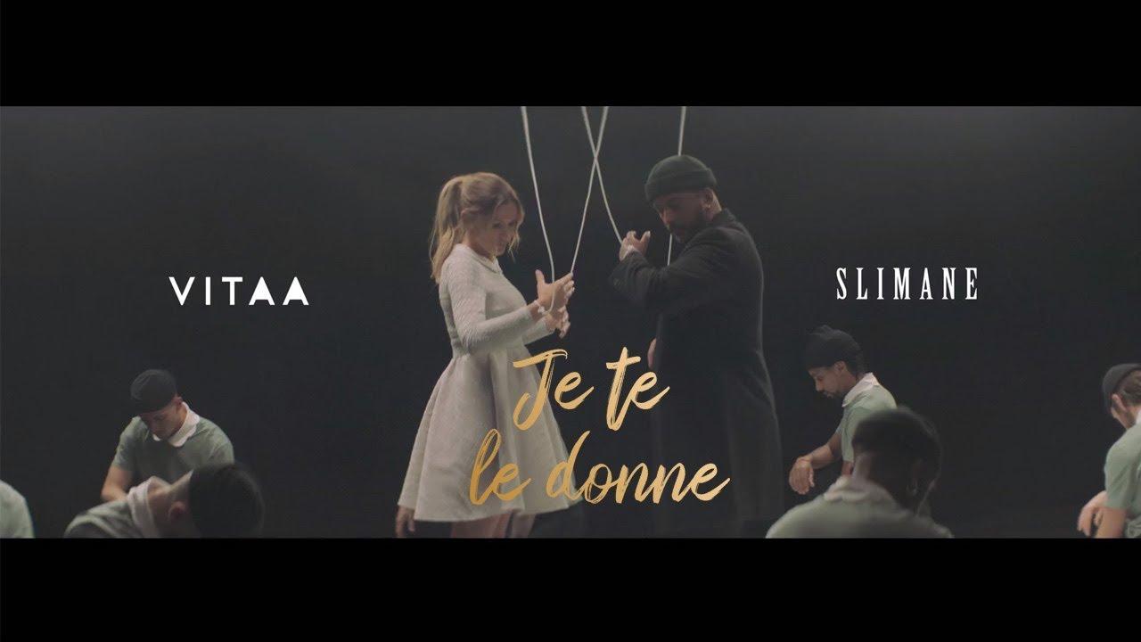 Download VITAA Je Te Le Donne En Duo Avec Slimane Clip