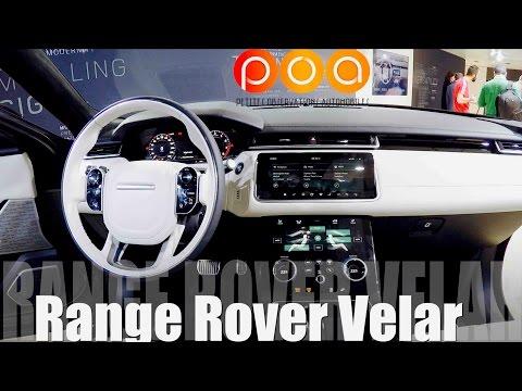 Range Rover Velar 2017 - Salon de Genève 2017 3/19
