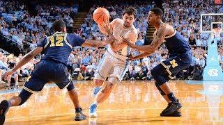 UNC Men's Basketball: Carolina Runs Past Michigan, 86-71