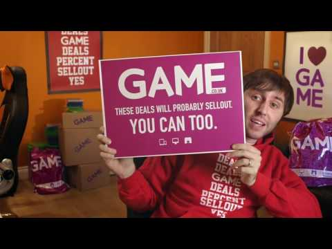 Fancy selling out?  | GAME Sellout