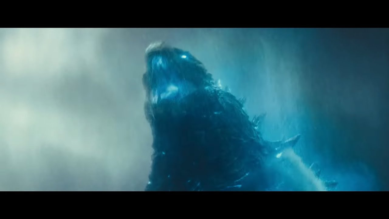 Godzilla King Of Monsters 2019 Official Trailer Comic Con