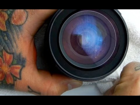 The Angry Photographer: The BEST & FASTEST WAY to clean your lens or filter streak free!