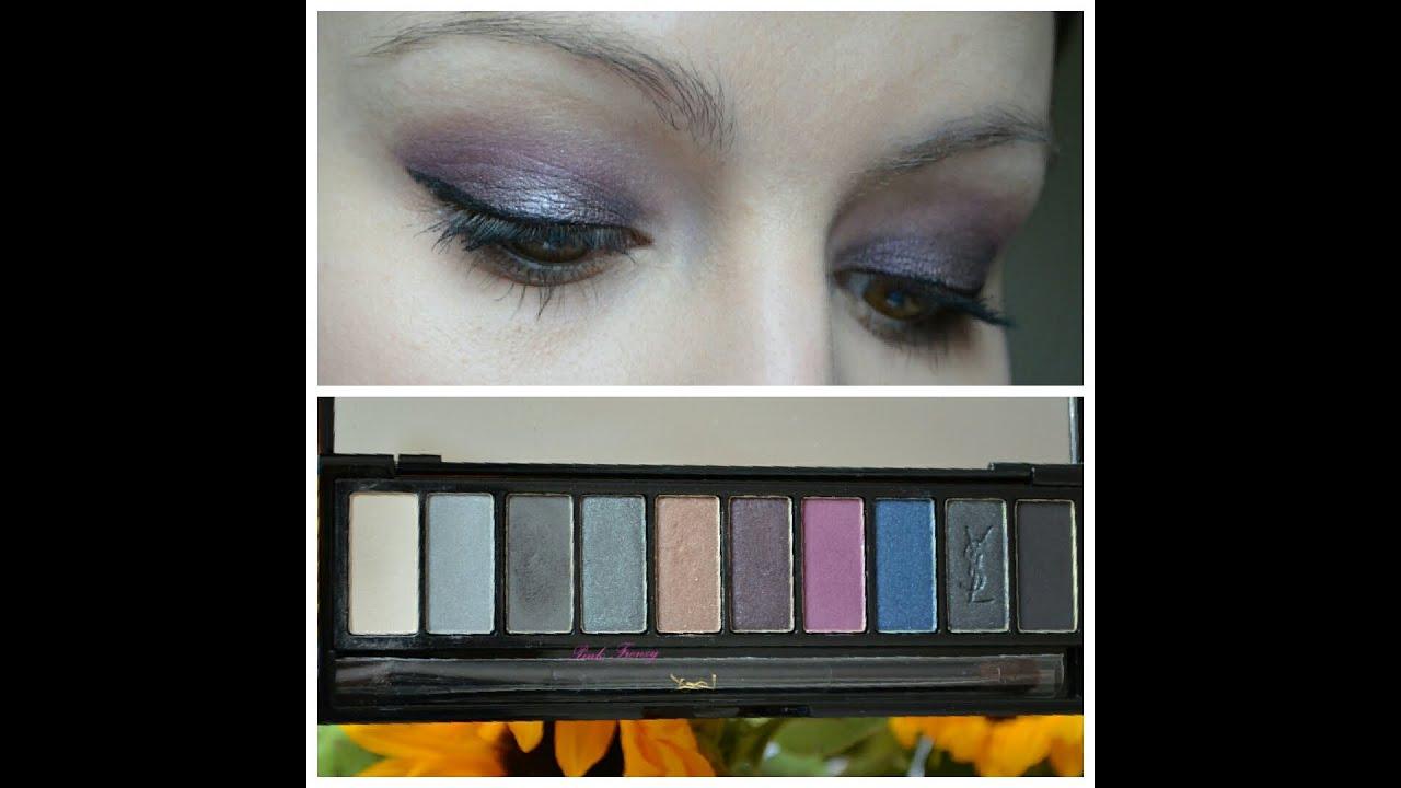 Ysl eye makeup