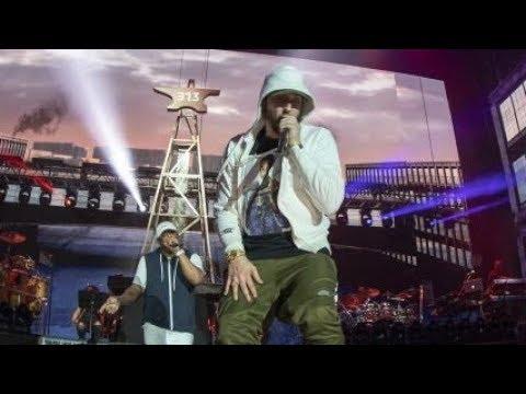 Eminem at Aloha Stadium, Honolulu, Hawaii, USA (Greatest, Lucky You, Caterpillar)