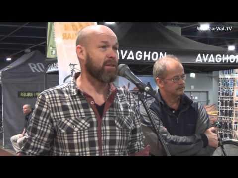 Fiets en Wandelbeurs en E-bike Experience 2016 Jaarbeurs Utrecht