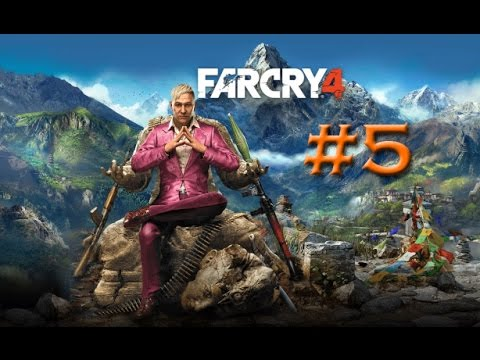 Far Cry 4 - Episode 5: Hostages, Outposts and Supplies, Oh My!