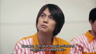 japanese comedy drama   mr nietzsche in the convenience store eps 2 eng sub
