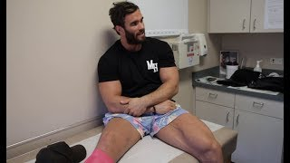 DOCTOR VISIT, NOT LOOKING GOOD FOR MY BICEP