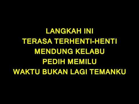 KARAOKE Conny Dio ft. Rahim langkah pasti  no vocal with lyrics (+lirik) HD