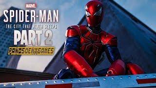 ΑΥΤΟ ΤΟ PART ΔΕΝ ΤΟ ΧΑΝΕΙΣ ΓΙΑ ΚΑΝΕΝΑ ΛΟΓΟ | Marvel's Spider-Man Greek DLC Part 11