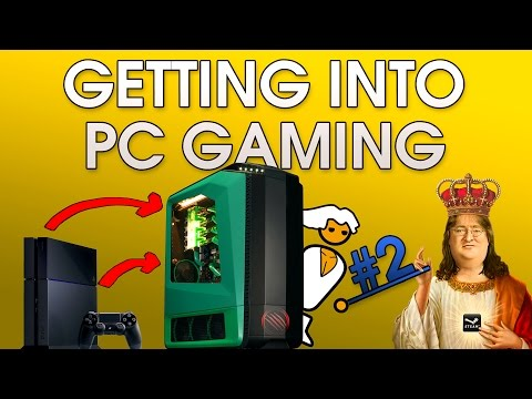 Getting Into PC Gaming #2: How To Choose Your PC Parts/ Components