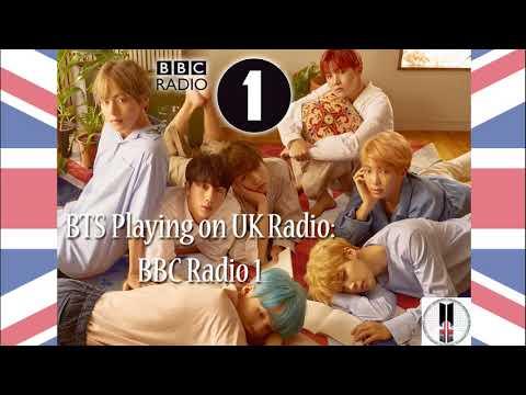 BTS On BBC Radio 1 (All Clips)