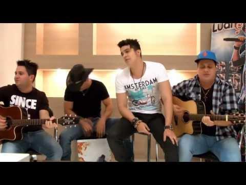 Luan Santana | Cheiro de Shampoo (Chrystian & Ralf) - Twitcam