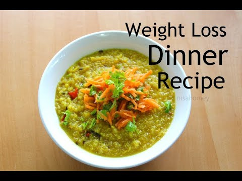 Healthy Dinner Recipes For Weight Loss – Indian Vegetarian Low Fat/Low Calorie Recipes For Dinner