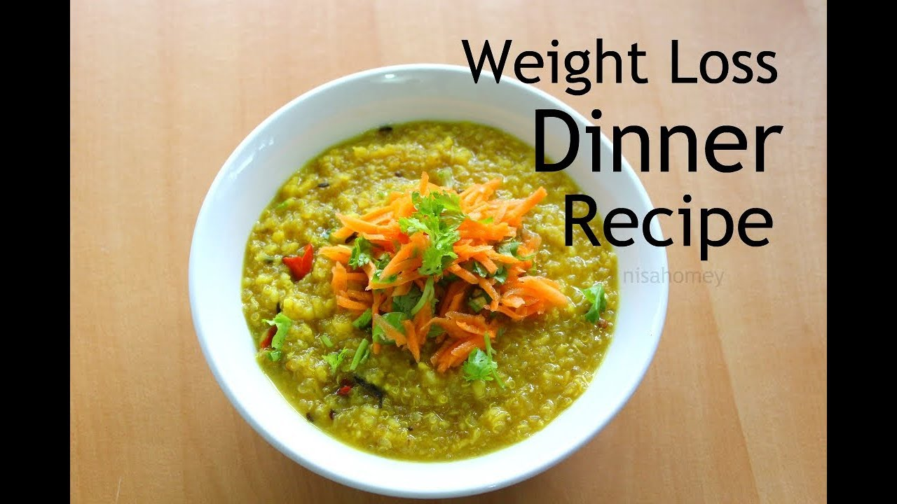 Healthy Quinoa Khichdi Recipe For Weight Loss