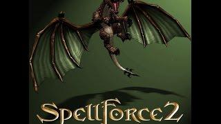 Прохождение игры SpellForce 2 Dragon Storm. Часть - 1.