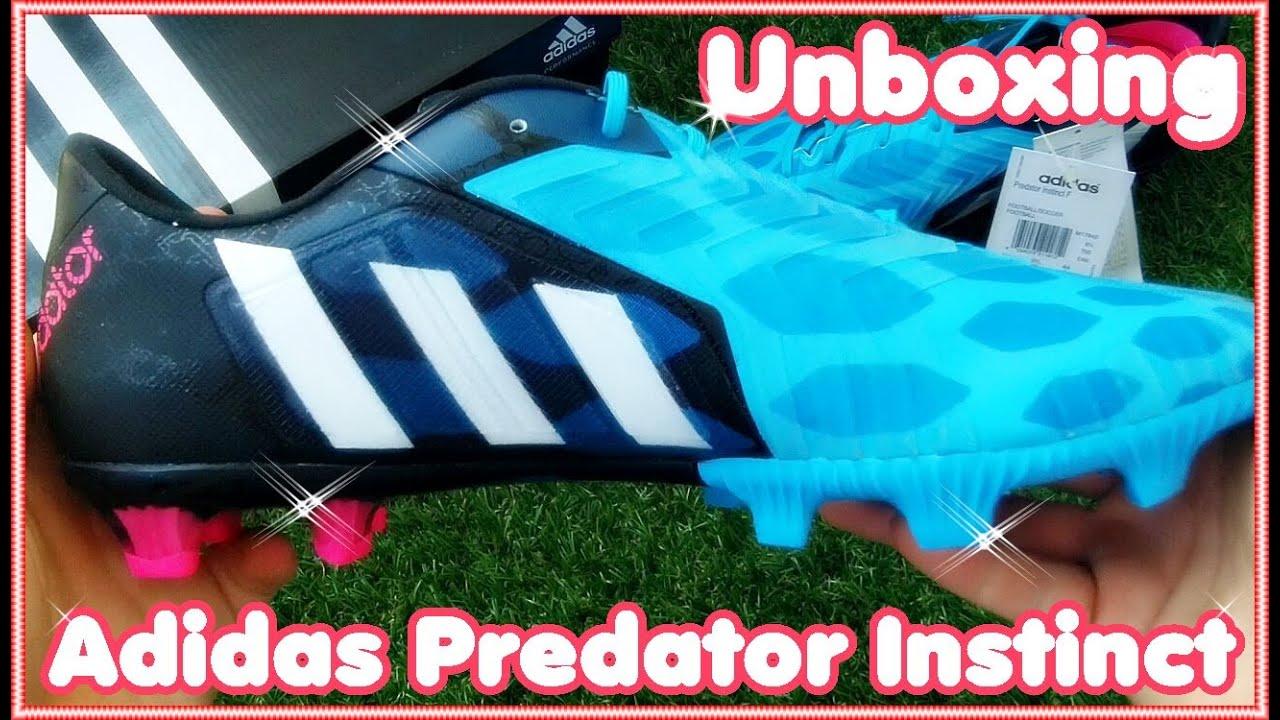 Unboxing: Adidas Predator Instinct FG Draxler Fußballschuh