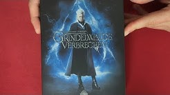THE CRIMES OF GRINDELWALD || FANTASTIC BEASTS 2 || STEELBOOK 2D + EXTENDED CUT