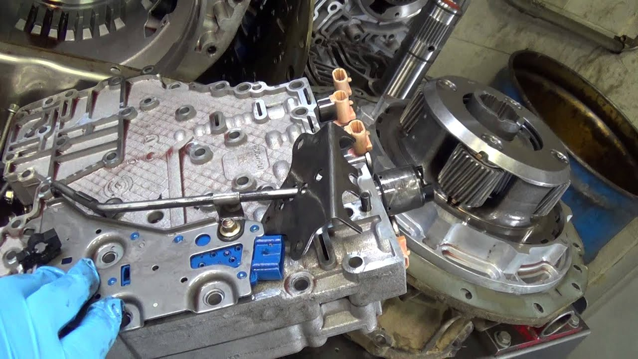 Duramax Allison Transmission Problems - Year of Clean Water
