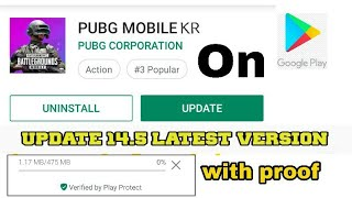 Gambar cover Pubg mobile KR ( KOREA) UPDATE 0.15.0 ON PLAYSTORE | PUBG MOBILE LATEST UPDATE  |  Pubg tips and tri