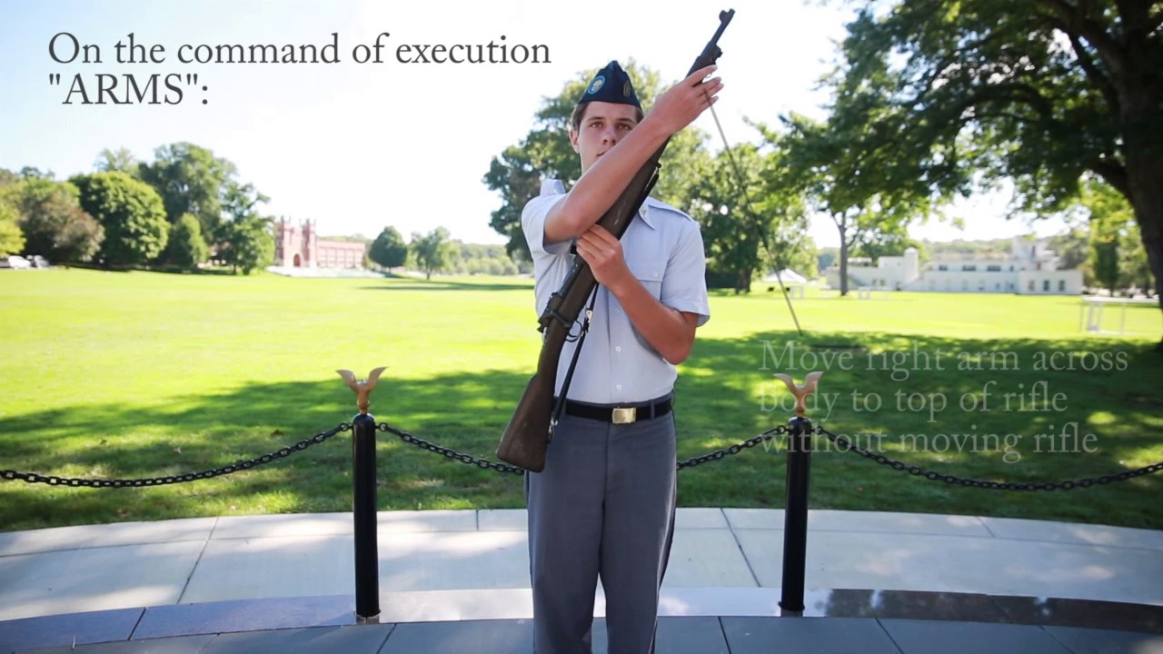 15 count manual of arms youtube rh youtube com M4 Manual of Arms Manual of Arms Steps